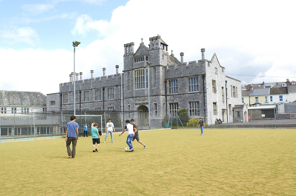 Residential Plymouth College Lets